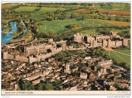 Windsor Castle - General View - Panorama - Windsor Castle