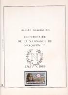 """Napoléon - Collection """"Musée Imaginaire"""" Timbres Neufs Sans Charnière - Luxe ** - 14 Scans - Napoléon"""