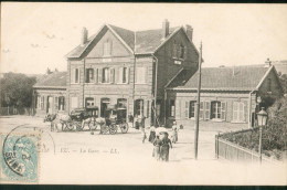La Gare - Eu