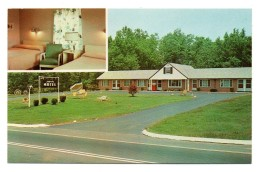 USA - Cpsm - Jay's Motel - Routes U. S. 6 & 202 - TERRYVILLE - Etats-Unis