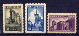 Polen Nr.410/2                  *  Unused               (910) - 1944-.... Repubblica