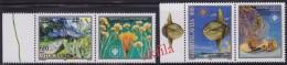 5072. Yugoslavia 1998 European Nature Protection, Stamp-vignette, MNH (**) Michel 2860-2861 - 1992-2003 Federal Republic Of Yugoslavia