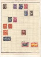 Ancienne Collection Du Guatemala - Guatemala
