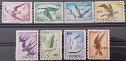Turkey, 1959, Mi: 1660/67 (MNH) - 1921-... República