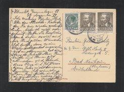 Postkaart Utrecht 1939 - 1891-1948 (Wilhelmine)