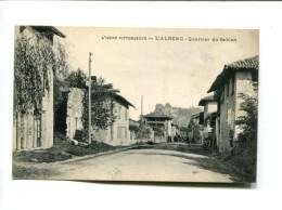 CP - L Albenc  (38)  Quartier Du Sablon - L'Albenc