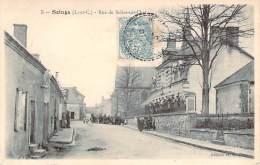 41 - Soings - Rue De Selles-sur-Cher - France