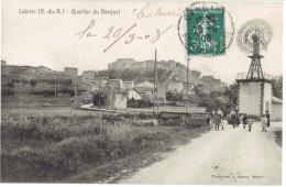 13  CABRIES  Quartier Du Bosquet - Autres Communes