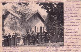 CPA Animée (83) Pensionnat Des Ursulines De BRIGNOLLES LORETTE (Maison De Campagne) - Brignoles