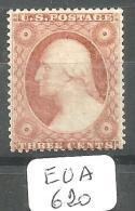 EUA Scott  26A Very Good # - 1847-99 General Issues