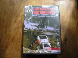 """DVD Reportages Images D´archives,39/45,""""La Resistance Britannique,n°07"""" - 1939-45"""