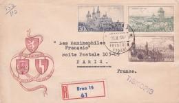 Tchécoslovaquie - Lettre - Tschechoslowakei/CSSR