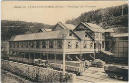 Gard : La Grand-Combe, Treillage Du Charbon - La Grand-Combe