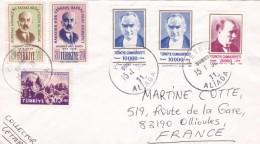Turquie - Lettre - 1921-... République