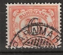 Suriname 1930 Hulpuitgifte. NVPH 145 Gestempeld - Suriname ... - 1975