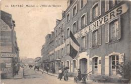 50-SAINT-LO- L'HÔTEL DE L'UNIVERS - Saint Lo
