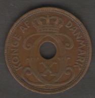 DANIMARCA 5 ORE 1935 - Danimarca