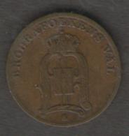 SVEZIA 1 ORE 1905 - Schweden