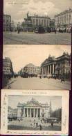 BRUXELLES - Lot De 3 CV - Lots, Séries, Collections