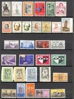 Italie: Lot 31 Valeurs; PETIT PRIX A PROFITER!!! - Collections