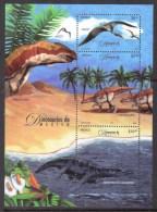 Mexico 2006 Sheet-Dinosaurs Prehistoric #2524 - Mexico