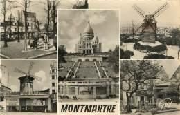 PARIS     MONTMARTRE - Autres