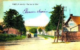 AC 543 - C P A -VIMY  (62) VUE DE LA COTE - France