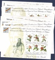 BELGIQUE : LOT DE  18 BLOCS COB N° 67 NEUFS MNH** - Bloques 1962-....