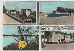SALETTO Di PIAVE ( Treviso )  -  105x150 - Italia