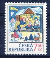 ##Czech Republic 2007. Christmas. Michel 535. MNH(**) - Tchéquie