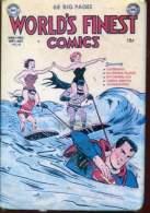 Magnet  5x8 Cm Superman (en Anglais) - Personnages