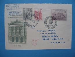 Yougoslavie Année 1952  N° 617 FDC - FDC