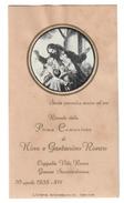 Santino.13 Prima Comunione 1938 - Vecchi Documenti