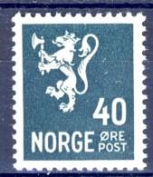 #Norway 1937. Michel 188. MNH(**) - Norvège