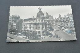 PK614- Spain- Madrid - Av?. De Jose Antonio- Large Plie Through Card - Madrid