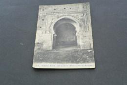 PK618- 32- Granada - Alhambra-puerta De La Sarmas- Corner Damaged - Spanje