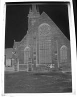 Saint Jean Du Doigt  - 29 Finistère - 4 Plaque De Verre 9X12cm Env - Négatif De Photos Anciennes Bien Lire Descriptif - Glasdias