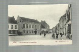 - **ZELE       **-   ---Hoogpoortstraat, Gemeentehuis  .---. - Zele