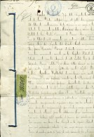 PROVINCIA DE BUENOS AIRES CERTIFICADO DE MATRIMONIO ARGENTINA AÑO 1917  ZTU. - Documentos Históricos
