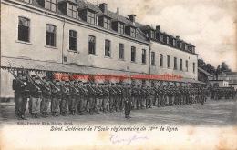 Intérieur De L'Ecole Régimentaire Du 14me De Ligne - Diest - Diest