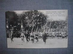 PARIS  -  75  -  Fêtes De La Victoire  -  Juillet 1919  -   Les Fusiliers Marins  -  1919 - Guerre 1914-18