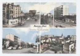 94 MAISONS ALFORT--CARRFOUR REPUBLIQUE LECLERC     -RECTO/VERSO -C61 - Maisons Alfort