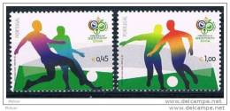 Portugal, Desporto, 2006, # 3411/2, MNH