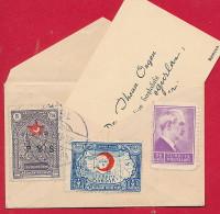 Türkei, Alter Brief - Türkei