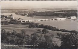 AK - NÖ - Donaukraftwerk Ybbs Persenbeug - 1962 - Melk