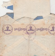 Guerre 40-45 Lots De Vieux Papiers D'un Prisonnier; Carte De Rapatriement Lettres Geöffet Obercommando; Carnet Militaire - Documenti Storici