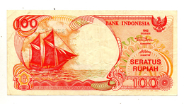 Indonesia - 1992 - Banconota Da 100 Rupie - Usata - (FDC746) - Indonesia