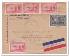 Nicaragua 1939?, Air Mail - Nicaragua