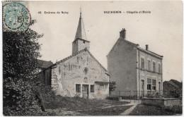 Vauchignon : Chapelle Et Mairie (Editeur Non Mentionné) - Other Municipalities