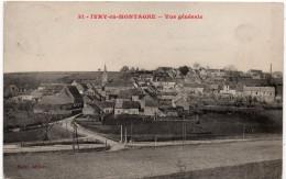 Ivry En Montagne : Vue Générale (Editeur Budin, N°31) - Other Municipalities